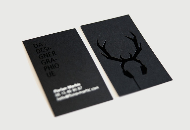 La Carte De Visite Designer Graphique